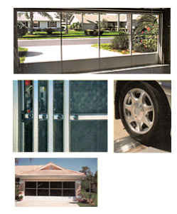 our garage screens start at only